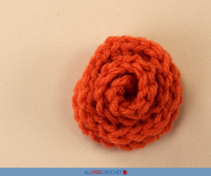 How to Crochet a Rose (Video Tutorial)