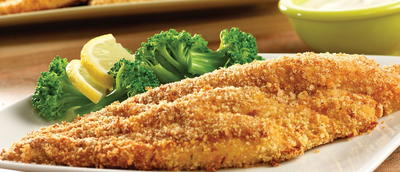 Oven-Baked Catfish