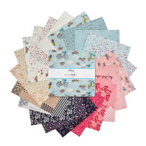 "Riley Blake ""Someday"" Fabric Stacker Giveaway"
