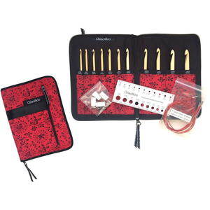 ChiaoGoo Interchangeable Tunisian Crochet Hook and Case Set Giveaway
