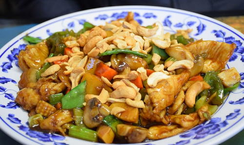 Restaurant-Style Hunan Chicken Recipe