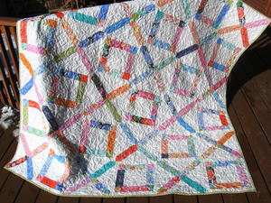 Hugs Before Kisses Quilt