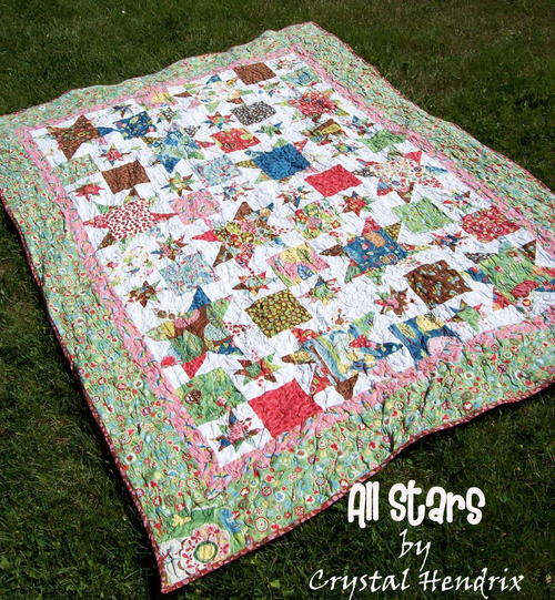 All Stars Quilt