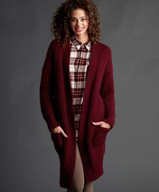 Long Weekend Knitted Cardigan