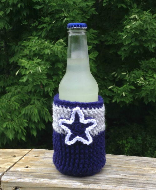 Team Pride Drink Cozy