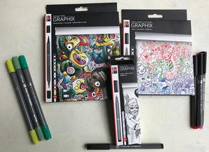 Graphix 28-PC AquaPen & FineLiner Bundle Giveaway