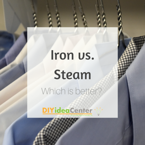 Iron vs Steamer Which is Better
