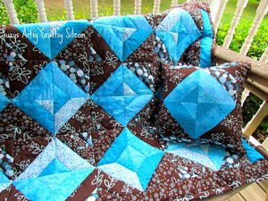 Summer Quilt for Beginners