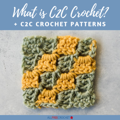 What is C2C Crochet?