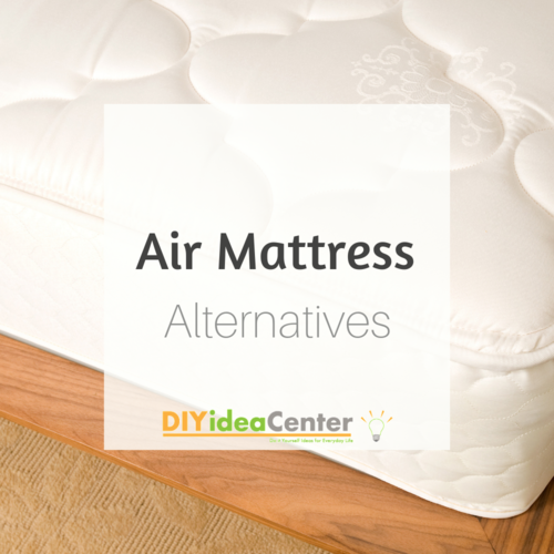 Are There Air Mattress Alternatives