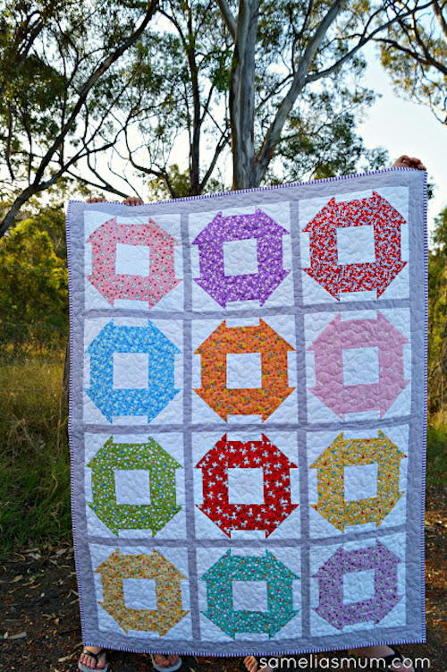 Chunky Monkey Quilt