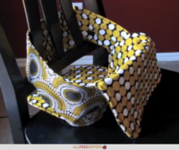 How to Make a Travel High Chair
