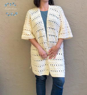 Mid Summer Cardigan