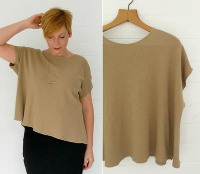 Head-Turning Simple Shirt Pattern