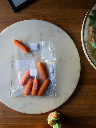 DIY Reusable Plastic Baggies