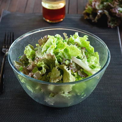 Easy Everyday Green Salad