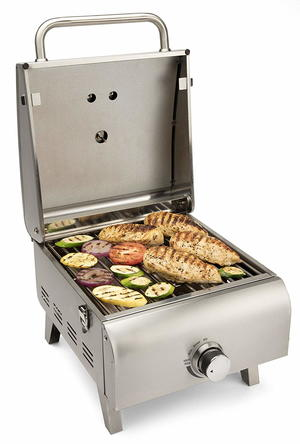 Cuisinart Professional Portable Gas Grill Giveaway