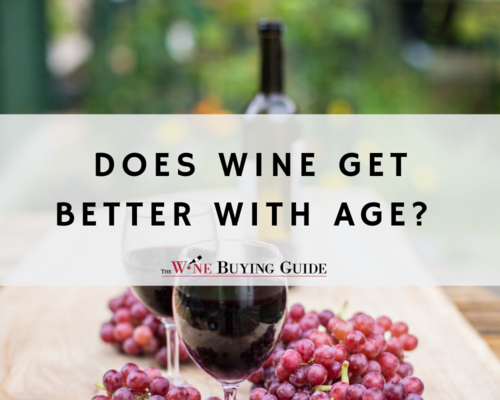 Does Wine Get Better with Age