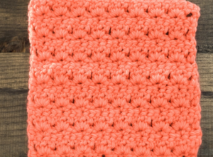 How to Crochet the Primrose Stitch (Left-Handed)