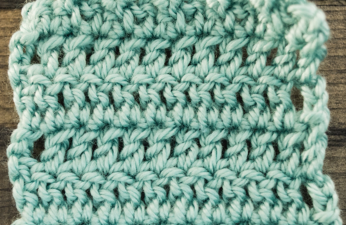 How to Crochet a Picot Stitch Left-Handed Tutorial