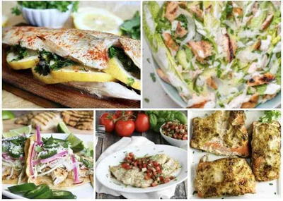 24 Grilled Fish Recipes