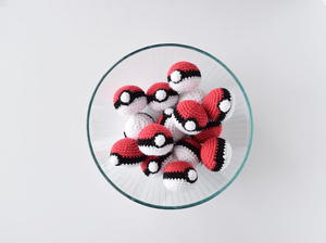 Mini Pokeballs
