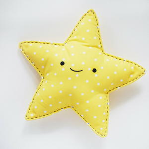 Shining Star Baby Lovey Sewing Pattern