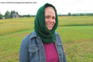 Linked for Life Hooded Cowl