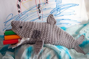 Shark Attack Pencil Case