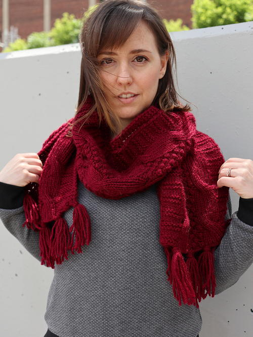The Mia Scarf