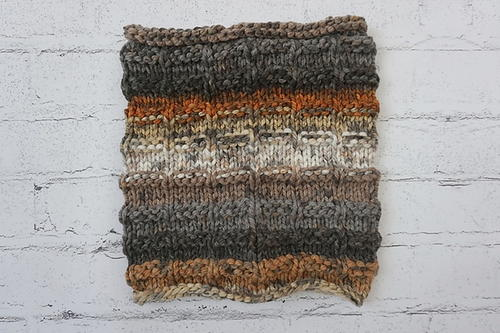 Rustic Hooded Cowl