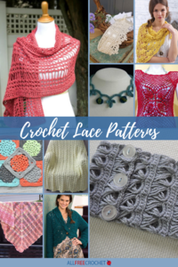 34 Crochet Lace Patterns