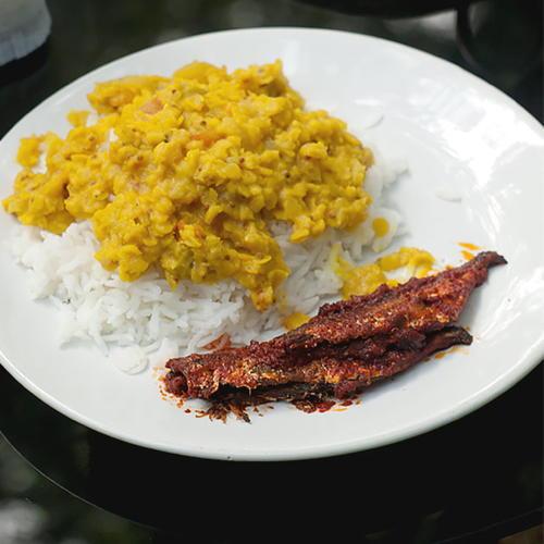 Marinated Fish Pickle