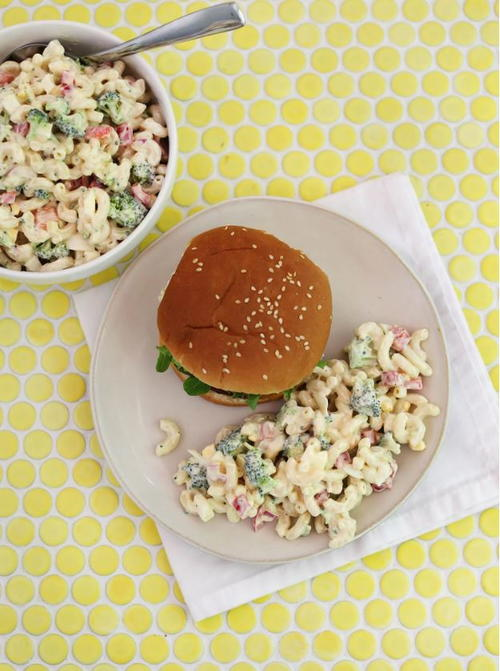 Simple DIY Macaroni Salad