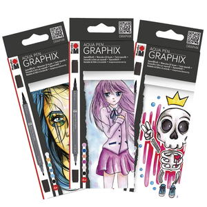 Graphix AquaPen Mega Set Giveaway