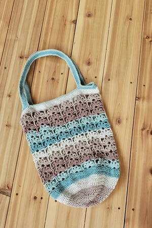 The Beach Blossoms Market Bag