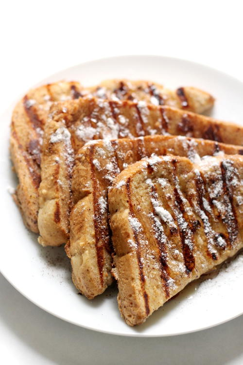 Gluten-Free Grilled French Toast (Vegan, Allergy-Free)