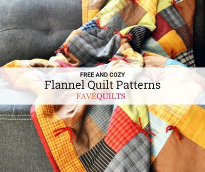 Free Flannel Quilt Patterns