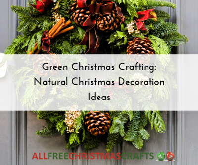 Natural Christmas Decoration Ideas