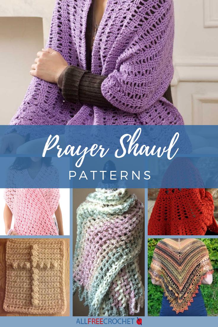 15 Prayer Shawl Patterns | AllFreeCrochet.com