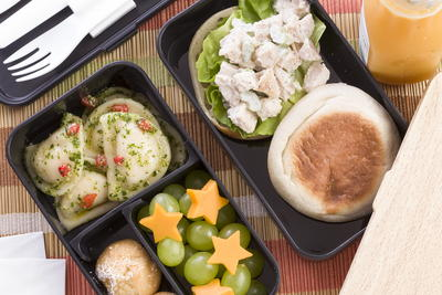 Back-to-School Bento Box