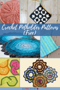 33+ Crochet Potholder Patterns (Free)