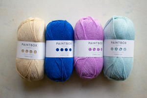 Tudor Garden Paintbox Yarn Bundle Giveaway