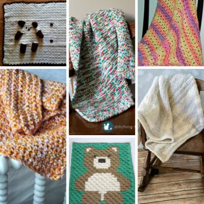 Uniquely Designed Bulky Baby Blanket Patterns