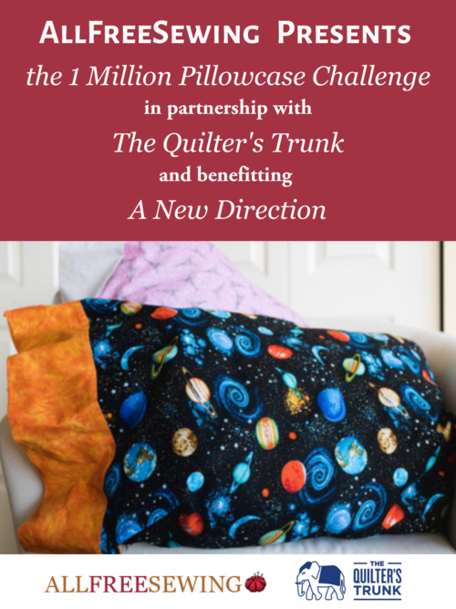 The 1 Million Pillowcase Challenge