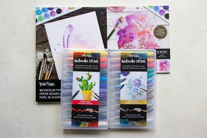 Brea Reese Watercolor Cream and Paper Prize Pack Giveaway