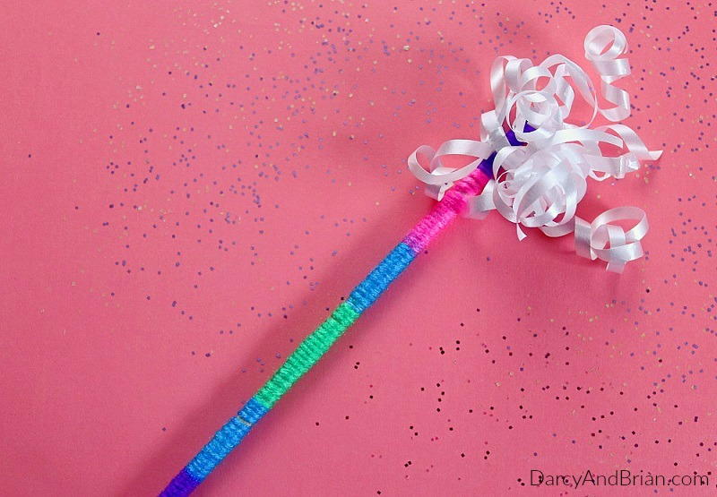 Fairy Wand Kids Craft