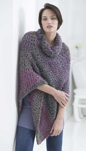 Crochet Poncho Patterns Allfreecrochet Com