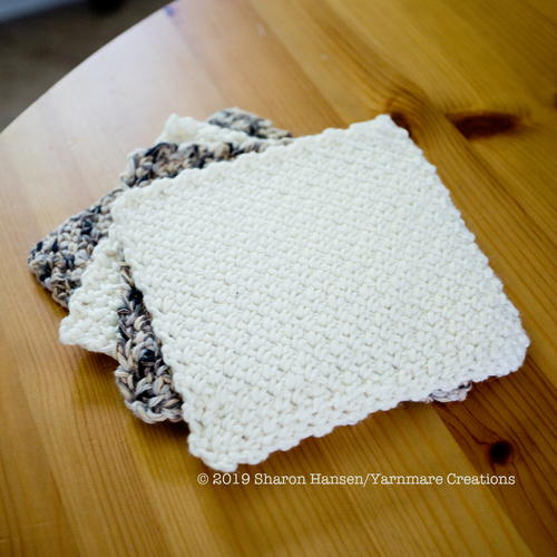 Crochet Drink Napkins