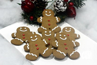 Old Fashioned Gingerbread Men